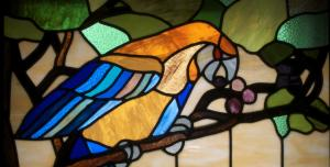 Open Invitation From The FAA Group Stained Glass Art Work